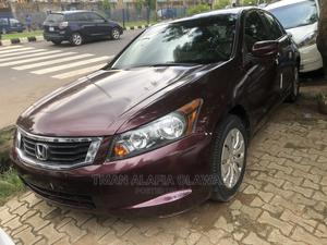 Honda Accord 2011 Red   Cars for sale in Lagos State, Ikeja