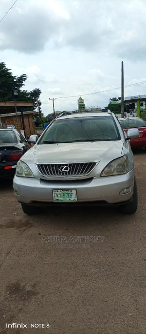 Lexus RX 2008 Silver   Cars for sale in Lagos State, Alimosho