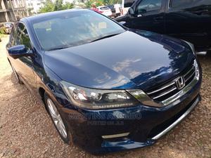 Honda Accord 2013 Blue   Cars for sale in Abuja (FCT) State, Garki 2