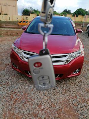 Toyota Venza 2013 Red | Cars for sale in Enugu State, Enugu