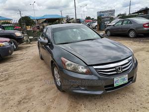 Honda Accord 2011 Sedan EX Gray   Cars for sale in Akwa Ibom State, Uyo