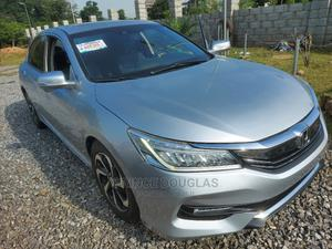 Honda Accord 2014 Silver   Cars for sale in Abuja (FCT) State, Apo District