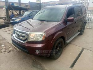 Honda Pilot 2011 Brown | Cars for sale in Lagos State, Ogba
