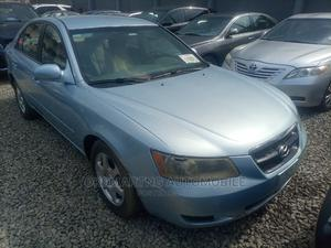 Hyundai Sonata 2009 2.0 GLS Automatic Blue | Cars for sale in Lagos State, Ogba