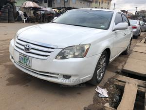 Toyota Avalon 2007 Limited White | Cars for sale in Lagos State, Ogba