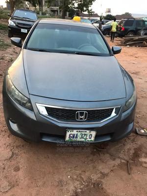 Honda Accord 2008 Gray   Cars for sale in Abuja (FCT) State, Nyanya