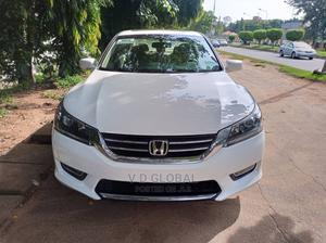 Honda Accord 2013 White   Cars for sale in Abuja (FCT) State, Garki 2