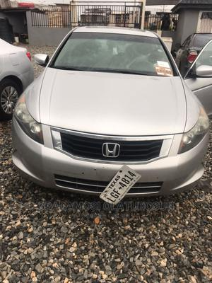 Honda Accord 2008 2.4 LX Silver   Cars for sale in Oyo State, Oyo