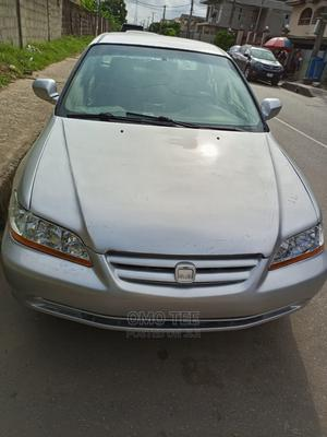 Honda Accord 2002 DX Silver   Cars for sale in Lagos State, Surulere