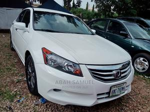 Honda Accord 2010 Sedan EX Automatic White   Cars for sale in Abuja (FCT) State, Central Business District