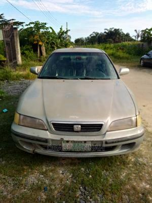 Honda Accord 1996 Silver   Cars for sale in Lagos State, Ibeju