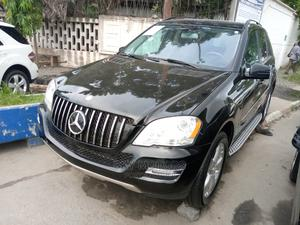 Mercedes-Benz M Class 2010 ML 350 4Matic Black   Cars for sale in Lagos State, Apapa