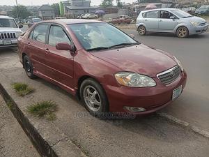 Toyota Corolla 2004 S Red | Cars for sale in Oyo State, Ibadan