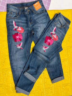 Boyfriend Jeans for Girls   Children's Clothing for sale in Lagos State, Ojodu