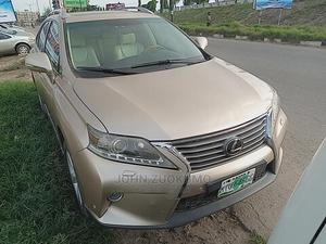 Lexus RX 2010 350 Gold | Cars for sale in Oyo State, Ibadan