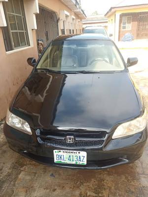 Honda Accord 2002 2.0 Sport Black   Cars for sale in Ogun State, Ado-Odo/Ota