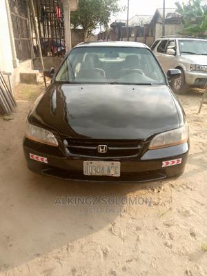 Honda Accord 2001 Black   Cars for sale in Delta State, Sapele