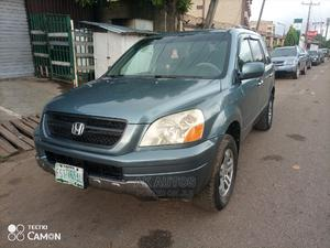 Honda Pilot 2005 LX 4x4 (3.5L 6cyl 5A) Green | Cars for sale in Lagos State, Ikeja