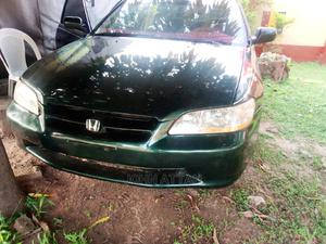 Honda Accord 1998 3.0 Coupe Green   Cars for sale in Abuja (FCT) State, Nyanya
