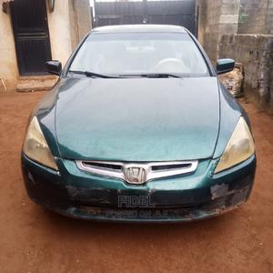 Honda Accord 2004 Automatic Green   Cars for sale in Ogun State, Ifo