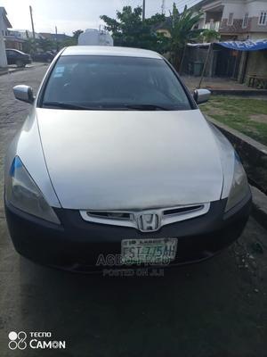 Honda Accord 2005 2.0 Comfort Silver   Cars for sale in Lagos State, Lekki