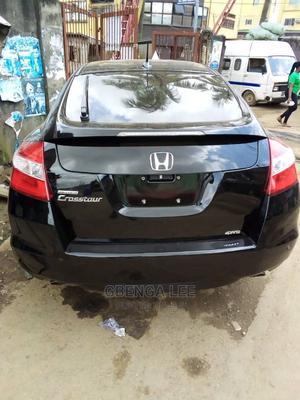 Honda Accord Crosstour 2010 Black   Cars for sale in Lagos State, Mushin