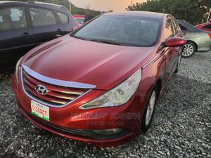 Hyundai Sonata 2014 Red | Cars for sale in Abuja (FCT) State, Jahi
