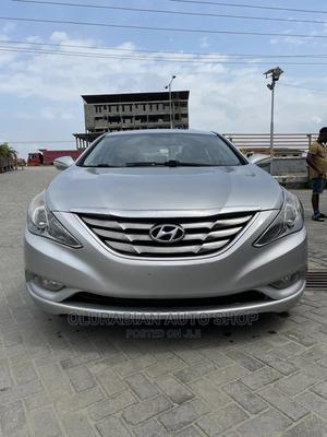 Hyundai Sonata 2011 Silver | Cars for sale in Lagos State, Ajah