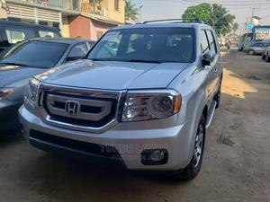 Honda Pilot 2009 Silver | Cars for sale in Lagos State, Surulere