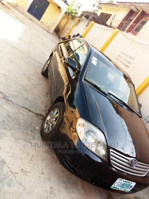 Toyota Corolla 2005 Black | Cars for sale in Lagos State, Ejigbo