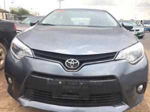 Toyota Corolla 2014 Gray | Cars for sale in Lagos State, Ojodu