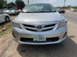 Toyota Corolla 2013 L 4-Speed Automatic Silver | Cars for sale in Abuja (FCT) State, Gwarinpa
