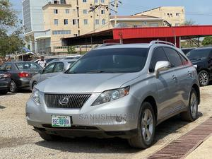 Lexus RX 2011 350 Silver   Cars for sale in Abuja (FCT) State, Mabushi