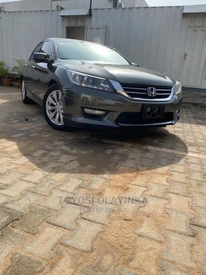 Honda Accord 2013 Green   Cars for sale in Abuja (FCT) State, Durumi