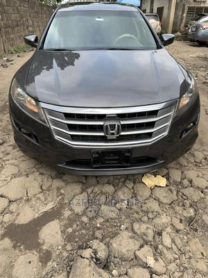 Honda Accord Crosstour 2010 EX Gray   Cars for sale in Lagos State, Surulere