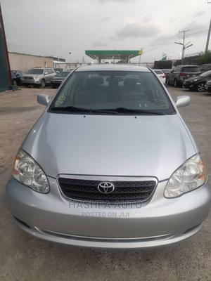 Toyota Corolla 2005 LE Silver | Cars for sale in Lagos State, Gbagada