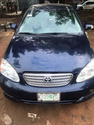 Toyota Corolla 2004 1.4 Blue | Cars for sale in Lagos State, Ajah