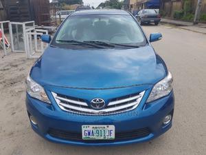 Toyota Corolla 2009 1.8 Exclusive Automatic Blue | Cars for sale in Delta State, Warri
