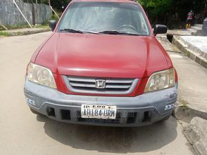 Honda CR-V 1999 Red | Cars for sale in Lagos State, Surulere