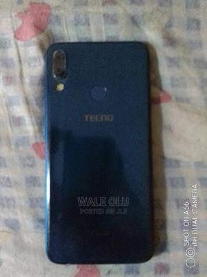 Tecno Camon 11 Pro 64 GB Blue   Mobile Phones for sale in Lagos State, Ikorodu