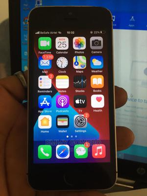 Apple iPhone SE 32 GB Silver   Mobile Phones for sale in Rivers State, Port-Harcourt