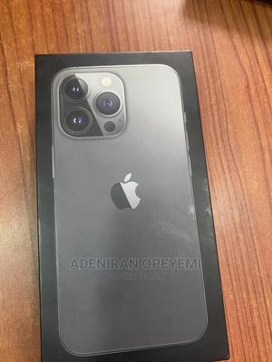 New Apple iPhone 13 Pro 256 GB Black   Mobile Phones for sale in Oyo State, Ibadan