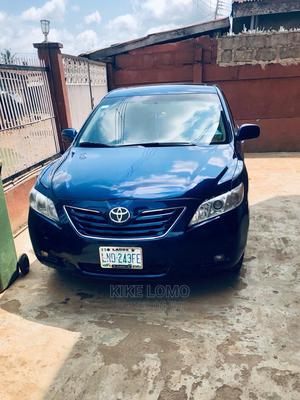 Toyota Camry 2008 2.4 XLE Blue   Cars for sale in Lagos State, Ikotun/Igando
