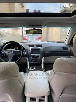 Lexus GS 2009 350 Black | Cars for sale in Abuja (FCT) State, Gwarinpa