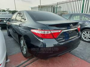 Toyota Camry 2016 Black   Cars for sale in Lagos State, Ajah