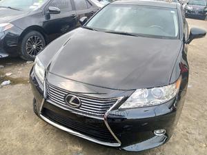 Lexus ES 2015 350 FWD Black | Cars for sale in Lagos State, Amuwo-Odofin
