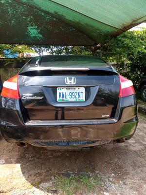 Honda Accord Crosstour 2010 EX Black | Cars for sale in Abuja (FCT) State, Lokogoma