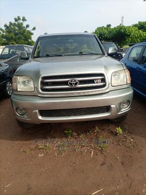 Toyota Sequoia 2001 Gray | Cars for sale in Kaduna State, Kaduna / Kaduna State