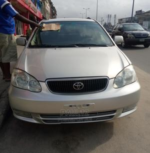 Toyota Corolla 2003 Sedan Automatic Silver   Cars for sale in Rivers State, Port-Harcourt