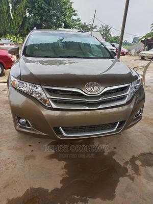 Toyota Venza 2013 Gold | Cars for sale in Abuja (FCT) State, Karu